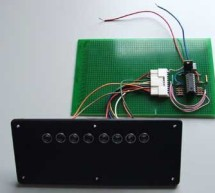 Schematic design with the PIC16F84A microcontroller