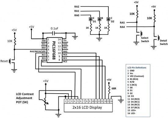 microcontroller based diode and bipolar junction transistor  bjt  tester