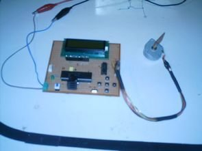 Unipolar Stepper Motor Control Circuit with PIC16F877