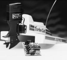 motor controller for R/C models