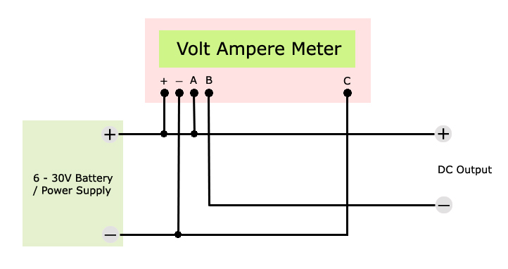 Voltmeter Ammeter Using Pic Microcontroller