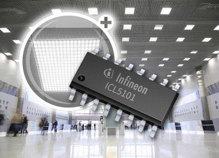 Infineon adds to lighting control IC range
