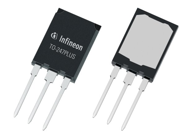 Infineon packages diode with IGBT