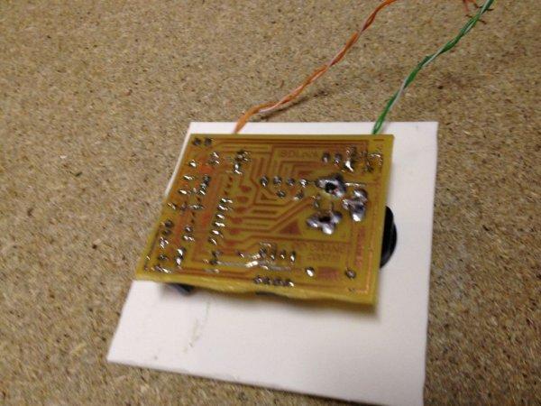 USB Reprogrammable iButton door lock