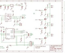 4 Channel DMX512 Driver for PIC16F688