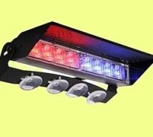 Emergency Vehicle LED Light