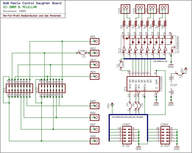 Iron in the Fire II schematic