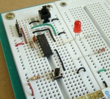 Lab 2: Basic digital input and output