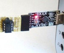 Low cost temperature data logger using PIC and Processing
