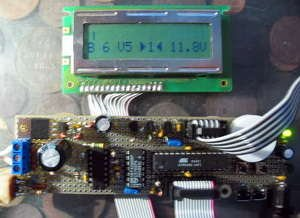 Microcontroller Controlled Metal Detector Projects schematich