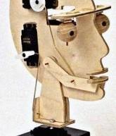 Animatronic Robot Head