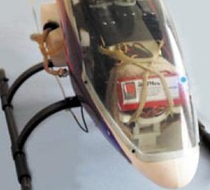 DIY, Microcontroller-Based Battery Monitor for RC Aircraft