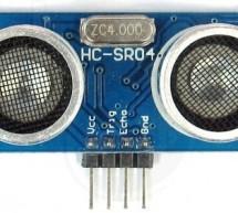 Interfacing HC-SR04 Ultrasonic Sensor with PIC Microcontroller
