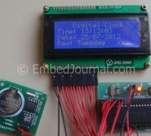 Interfacing RTC with Microcontroller