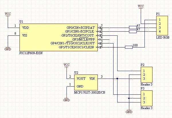 Microprocessors Garland schematic