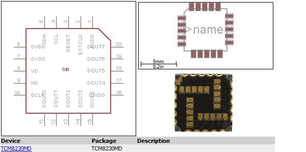 PCB layouts using CAD schematic