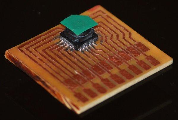 PCB layouts using CAD