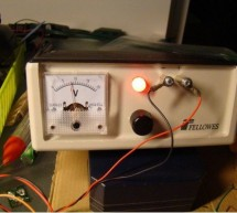 PIC-based Digital Voltmeter (DVM)