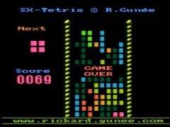 SX-Tetris