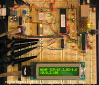 internetworking with microchip microcontroller pic18f+enc28j60