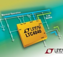 IC manages battery-backup systems