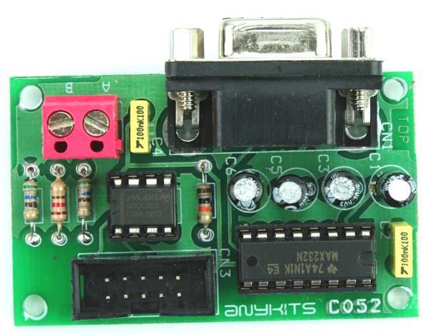 RS232 or RS485 Module