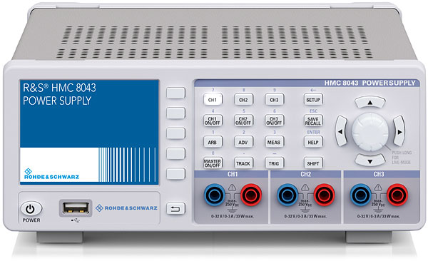 Rohde & Schwarz HMC8043 PSU