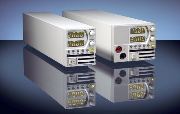 top-class programmable power supply capable