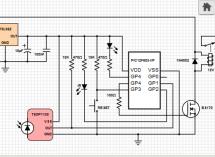 Electronic Live Capture Mousetrap