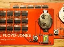 Logic PCB Business Card