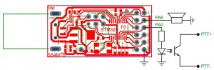 Programmable CW Morse Keyer  beacon
