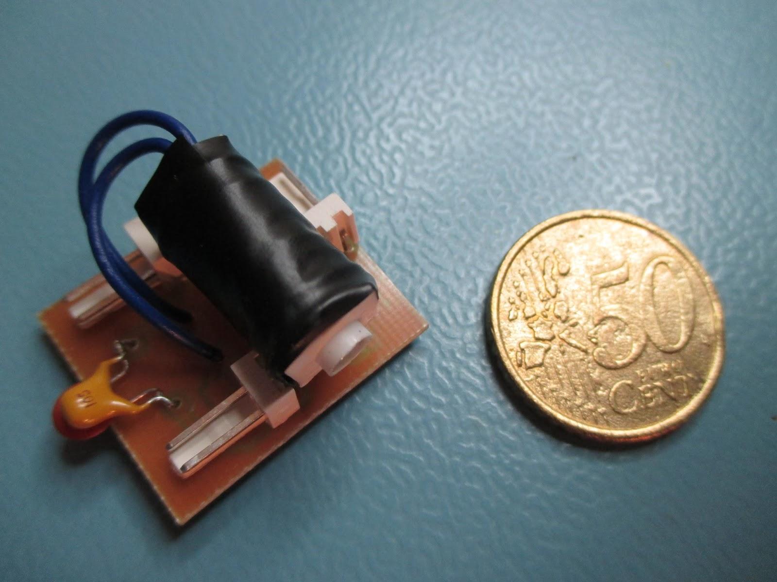 C converter using SN6505A