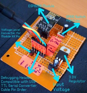 How to Build a Control Circuit with Adjustable Working Time via Wi-Fi