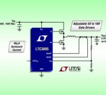 LTC3895 – Step-down controller handles 150 V