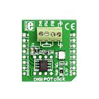 TMIK025-DIGI POT Click by MikroElektronika