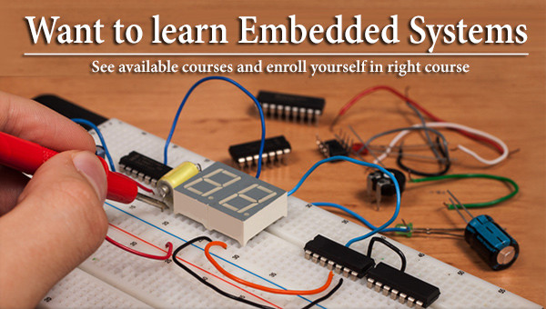 Online Courses to learn everything about PIC Microcontroller