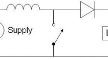Boost converter using IR2110 and pic microcontroller