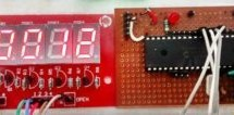 7 Segment Display Interfacing with PIC Microcontroller