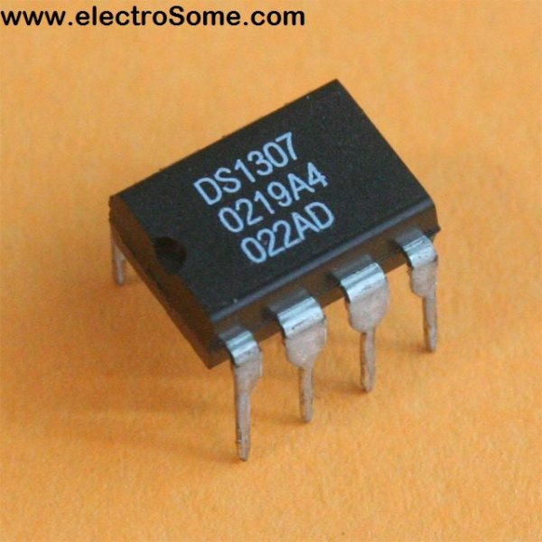 Interfacing Real Time Clock (RTC) DS1307 with PIC Microcontroller