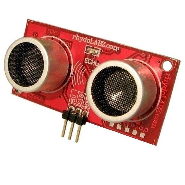 Interfacing Ultrasonic Distance Sensor ASCII Output with PIC Microcontroller