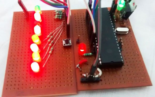 PIC 16f877 based Projects