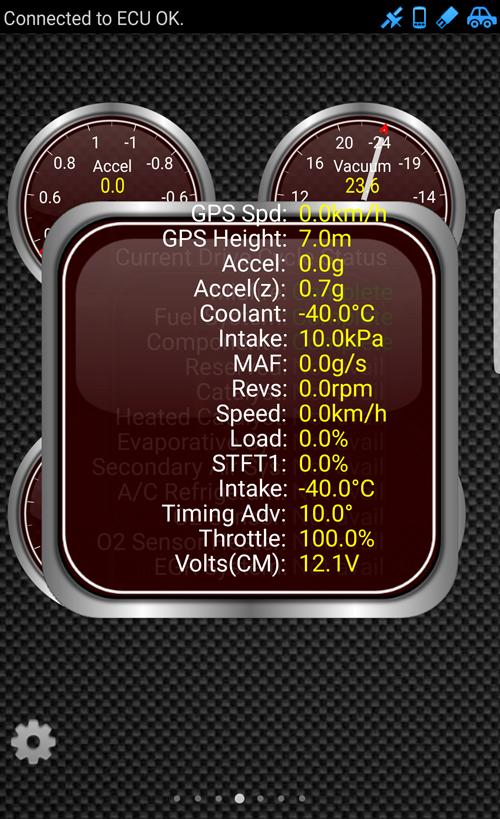 Open-source ELM327 OBD adapter