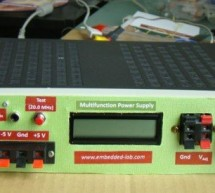 A new multi-function power supply unit for my Embedded Lab