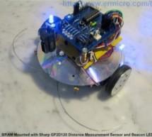 Behavior Based Artificial Intelligent Mobile Robot with Sharp GP2D120 Distance Measuring Sensor – BRAM Part 2