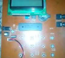 Electronic Security System With RTC and User Define Pin Code