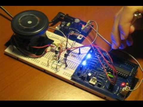 H-Bridge Microchip PIC Microcontroller PWM Motor Controller