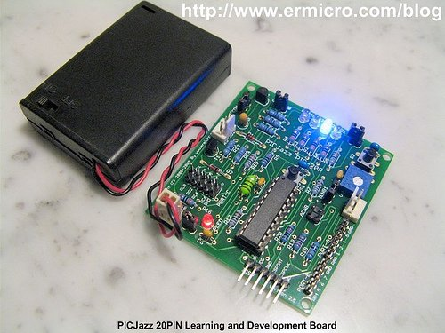 PICJazz 20PIN Learning and Development Board