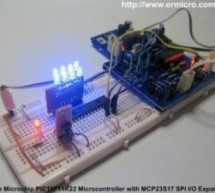 Using Serial Peripheral Interface (SPI) with Microchip PIC18 Families Microcontroller