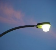 Automatic control of street lights