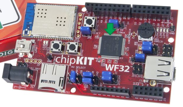 Finding the Board Microcontroller